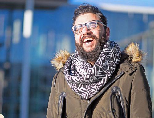 Kenan aus Syrien