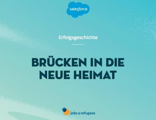 Salesforce Erfolgsgeschichte – Brücken in die neue Heimat