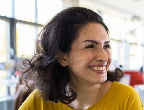 Nastaran aus dem Iran