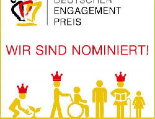 jobs4refugees für Deutschen Engagementpreis 2018 nominiert