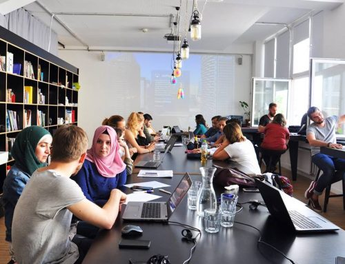 "2. Workshop refugees@work zum Thema ""Systemgastronomie"" in Berlin"